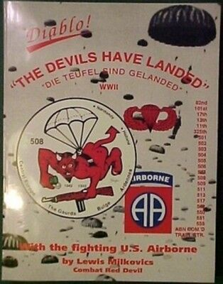 Book: The Devils Have Landed, 508th Para Inf Regt