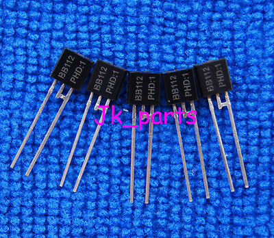 10pcs BB112 Original Variable Capacitance Diodes TO-92