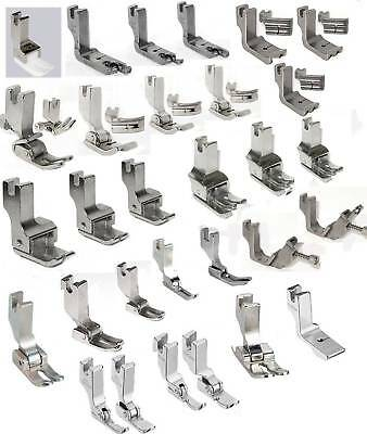 Industrial Sewing Machine Reliable,Mitsubishi,30 Assorted. Presser Foot Set