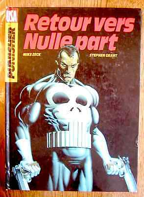 RETOUR VERS NULLE PART - Punisher - Comics USA