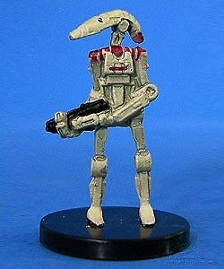 Star Wars Mini: Clone Strike: Security Battle Droid 46/60