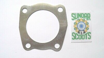 150 cc CYLINDER HEAD METAL GASKET. SUITABLE FOR LAMBRETTA SCOOTERS