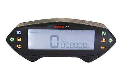 KOSO DB-01RN compteur digital LCD Moto scooter enduro quad scoot proto DB01R