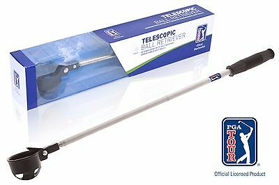 PGA TOUR Telescopic Golf Ball Retriever - 2 metres - Light Weight