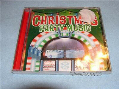 NEW Christmas Party Music CD Christmas Holiday Songs