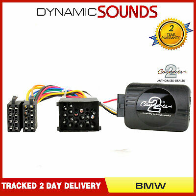 Sony Stalk Control Adaptor with Phone Button Support For Renault Clio Megane