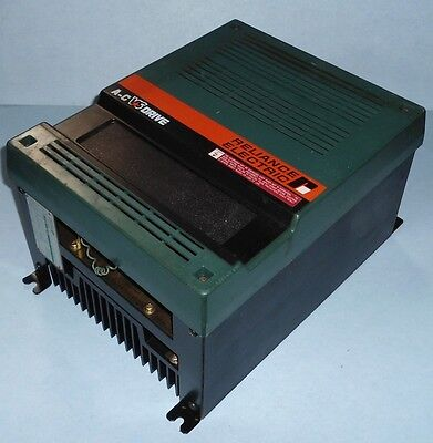 Reliance Electric 5Hp Ac Variable Speed Vs Drive 1Ac2005 *pzb*