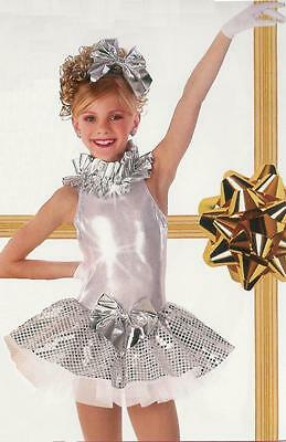 HOLIDAY BELLES Ballet Christmas Tutu Dance Dress Costume Girls CXS CLEARANCE