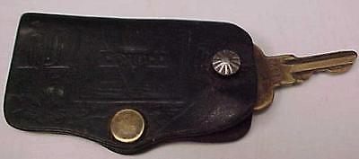 Vintage Key Case-Parkview Service-Houston,TX.-Drop In Any Mailbox = 10606C