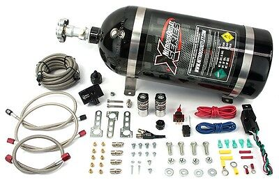Nitrous Outlet X-Series 05-10 Mustang GT EFI Single Nozzle System