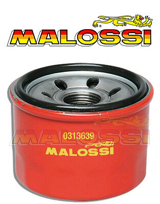 Filtre à huile MALOSSI Red Chilli Oil Filter YAMAHA T-MAX TMAX 500 NEUF