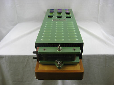 "H Tinsley Type 4638 High Current Standard Resistor Air Cooled Large Shunt ""nice"""