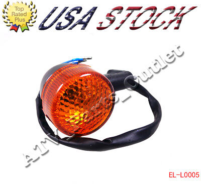 Rear Turn Signal Light GY6 50cc 150cc 12V Motorcycle Chinese Sunl Moped Scooter
