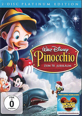Pinocchio - Platinum Edition (Walt Disney)                  | 2-Disc | DVD | 999