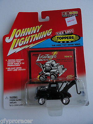 JOHNNY LIGHTNING THE LOST TOPPERS TOWD