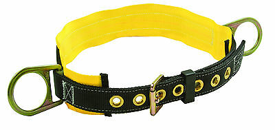 Falltech 7060M Positioning Body Belt With Two Side D-Rings (M)