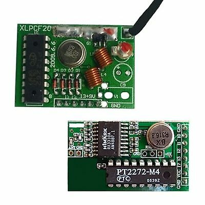 2KM Long Range RF Link Transceivers Kits With Encoder And Decoder - 315Mhz