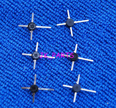 10pcs BF981 PHILIPS/NXP Silicon dual gate MOSFET