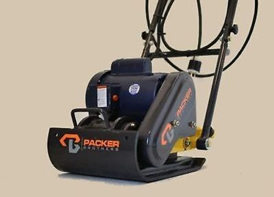 New Packer Brothers PB137 Electric plate compactor tamper