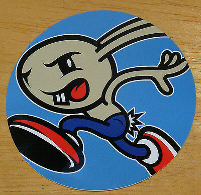 BLINK 182 Circle Classic Rabbit Logo Sticker New not cd lp but COOL bunny