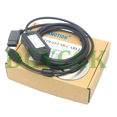 LOGO! USB-CABLE 6ED1 057-1AA01-0BA0 6ED1057 USB ISOLATED CABLE for SIEMENS LOGO!