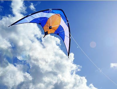 Professional 50M Dual Line Control Delta Sport Stunt Kite Summer Outdoor Fly Fun