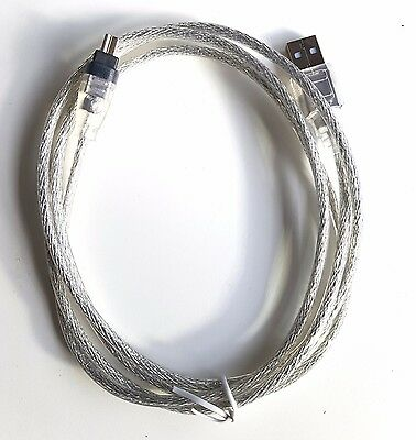 USB Data cable Firewire IEEE 1394 for PANASONIC HD camcorder to edit pc UK