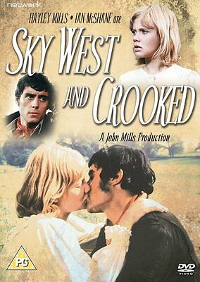 Sky West and Crooked - DVD NEW & SEALED - Hayley Mills,  Ian McShane