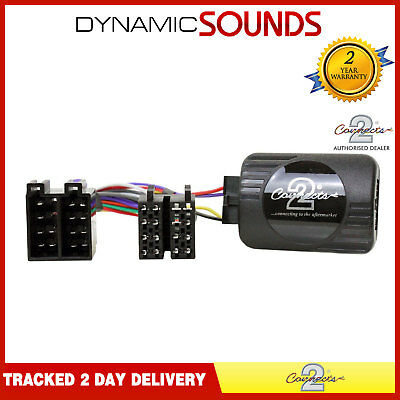 SONY Car Stereo to Vauxhall Stalk Steering Wheel Control Adaptor Lead DS-VX001