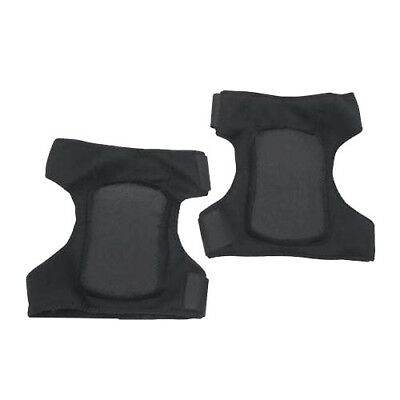 Neoprene Knee Protection Pads Protective Tactical Army Airsoft Paintball Black