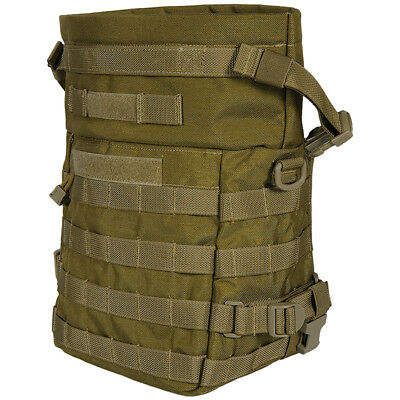 Flyye Army Combat Versatile Shoulder Accessories Bag Molle Cordura Coyote Brown