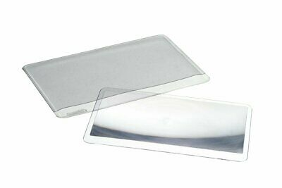 12pc 2X Credit Card / Wallet Size Magnifier Reading Tools US FAST FREE SHIPPING
