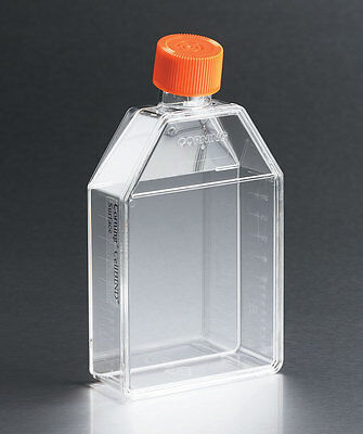 Corning® 225cm² Angled Neck Cell Culture Flask / Pack of 5  **Free Shipping**