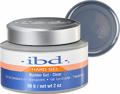 ibd Builder Gel Clear - 2oz / 56 gr - Strong UV Gel - 60402