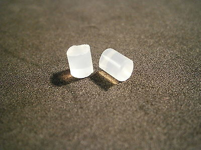 Clear Plastic Rotor Stops  For French Horn/ Trombone Rotary Valve