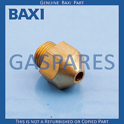 Baxi Potterton Gas Spare Part No 225824 Injector - New Genuine