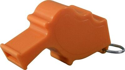 Orange World's Loudest Storm All-Weather Safety Whistle