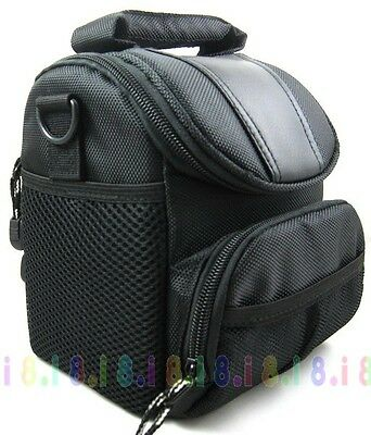 Camera Case Bag for Canon EOS DSLR T1i T2i T3i 500D 550D 600D FOR 18-55 IS Lens