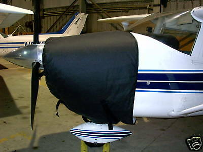 Cessna 182  Cowling Blanket - Cover 1997 models & after