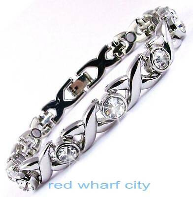 Ladies Best Selling Bio Magnetic Therapy Healing Bracelet-Arthritis Pain Relief