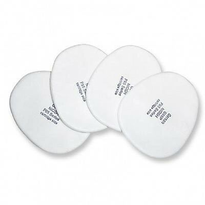 Gerson G11E Face Mask Respirator Pre Filter Pads box containing 10 pads