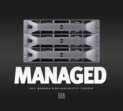 Dedicated ManagedServer, Intel® i7-6800K, 2x500GB SSD Raid1, 96GB RAM, 1GBit/s