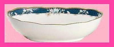 "Noritake Sandhurst 9 ½"" Oval Vegetable Bowl, Fine China Dinnerware ~ ""MINT"""