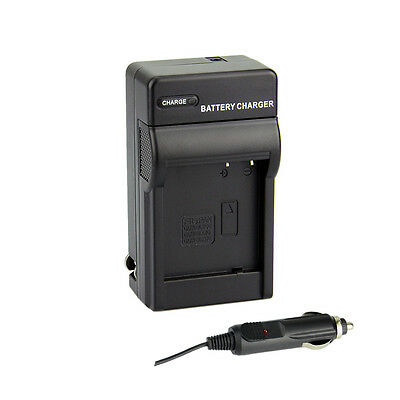 DSTE DC120 Wall Charger For Panasonic DMW-BLE9E DMW-BLG10 DMW-BLH7 With EU Plug