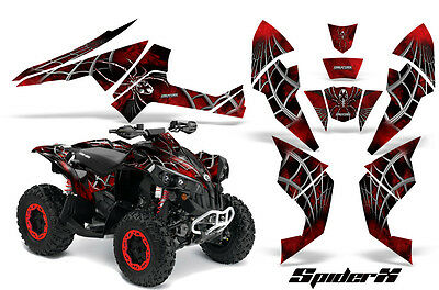 Can-Am Renegade Graphics Kit by CreatorX Decals Stickers SXRR