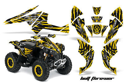 Can-Am Renegade Graphics Kit by CreatorX Decals Stickers BTYYB