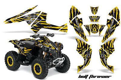 Can-Am Renegade Graphics Kit by CreatorX Decals Stickers BTYBB