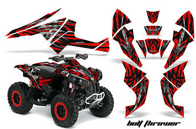 Can-Am Renegade Graphics Kit by CreatorX Decals Stickers BTRBB