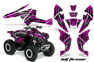 Can-Am Renegade Graphics Kit by CreatorX Decals Stickers BTP
