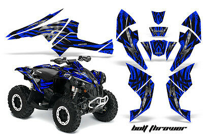Can-Am Renegade Graphics Kit by CreatorX Decals Stickers BTBL